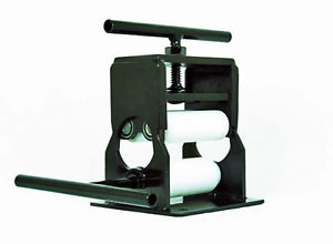 3 roller bat rolling machine